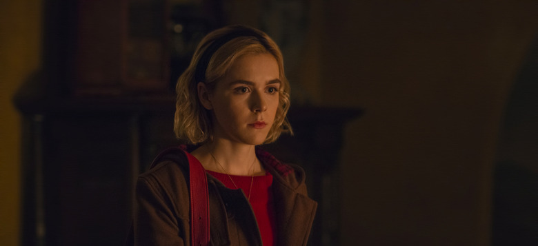 chilling adventures of sabrina trailer new