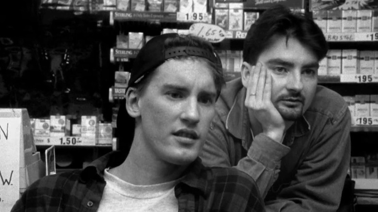 Dante and Randall in 'Clerks'