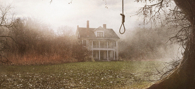 the conjuring house live-stream