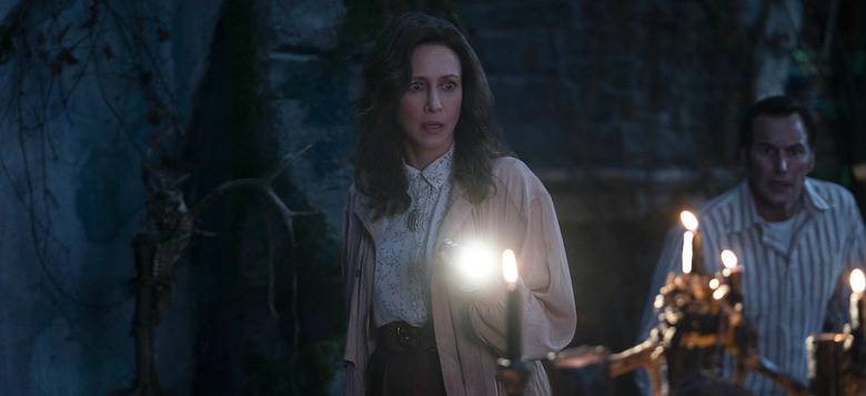 The Conjuring The Devil Made Me Do It Blu-ray Release