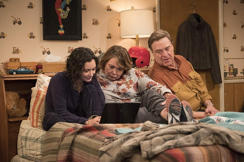 the conners kills off roseanne