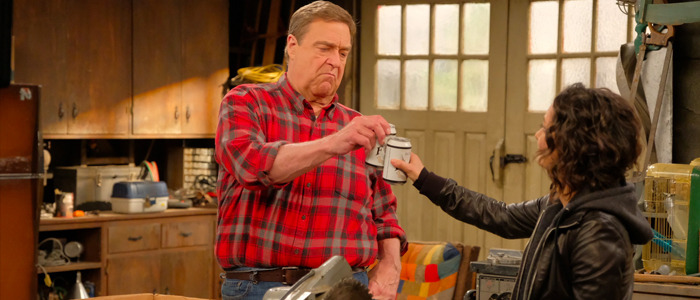 The Conners Roseanne
