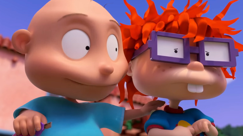 The Creepy CGI Rugrats Revival Is Returning For Season 2 Whether You Like It Or Not