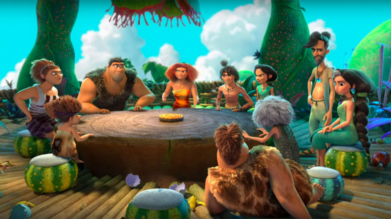 The Croods: Family Tree Trailer: The Prehistoric Crew Gets A New Series On Hulu And Peacock