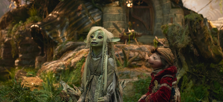 the dark crystal age of resistance trailer new