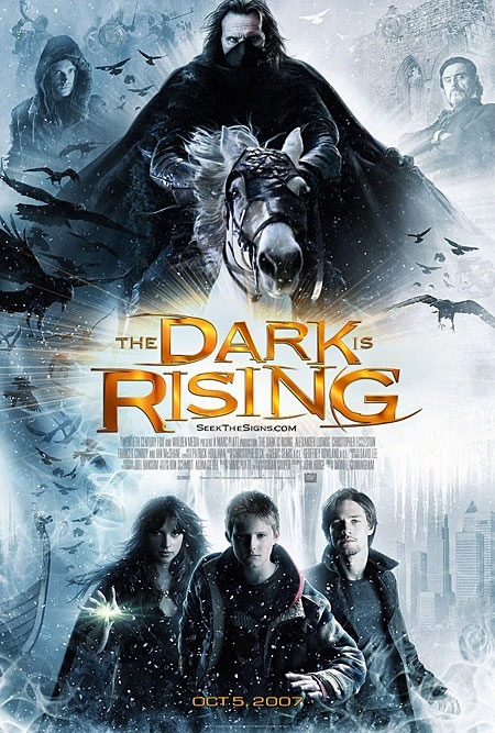 The Dark is Rising Movie Poster