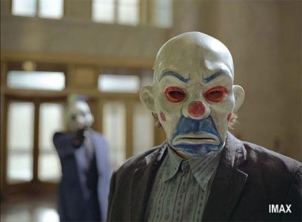 The Joker on IMAX