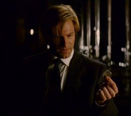 Harvey Dent with Coin