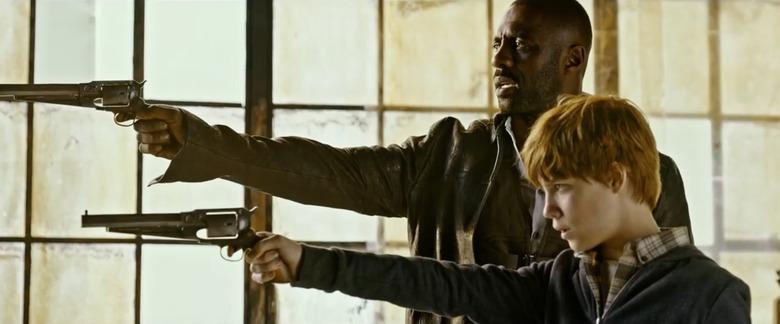 The Dark Tower Trailer box-office mojo