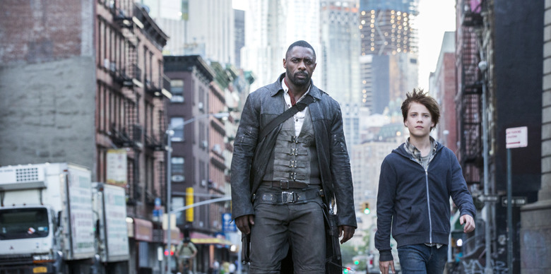 the dark tower has been delayed again