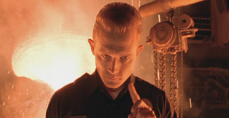 Movie Villains Supercut - T-1000 - Terminator 2
