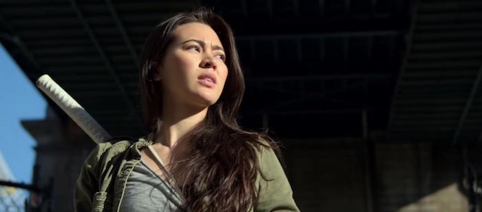 The Defenders Colleen Wing (Iron Fist)