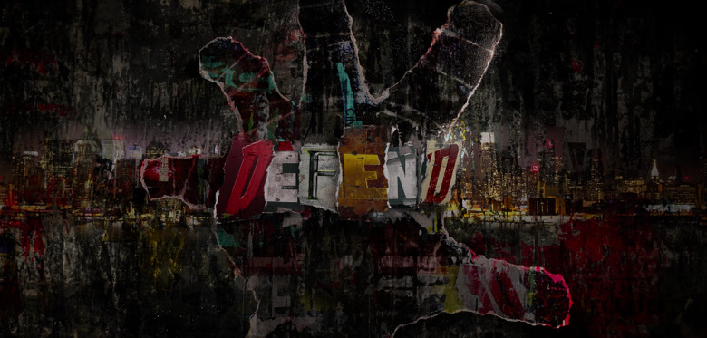 The Defenders first look