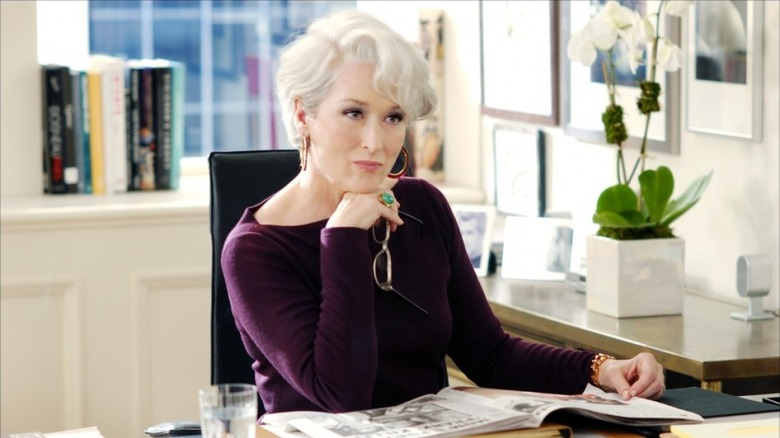 The Devil Wears Prada and Meryl Streep