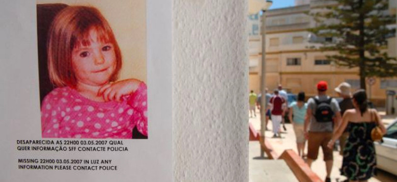 The Disappearance of Madeleine McCann trailer