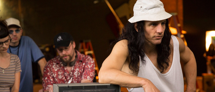 The Disaster Artist writers interview