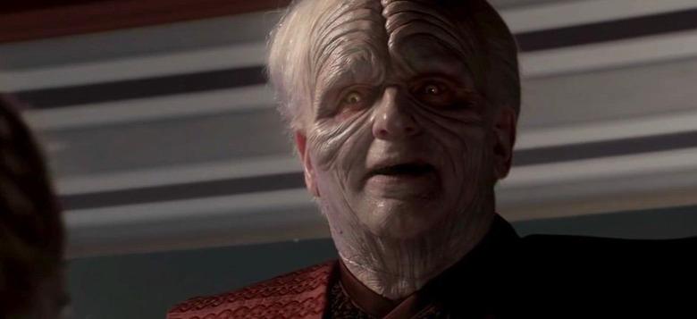 The Emperor in Episode 9