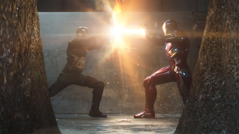 The Ending Of Captain America: Civil War Was Almost Destroyed By The Marvel Creative Committee