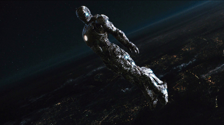 The Ending Of Iron Man Was A Last Minute Fix That Wasn t Completed Until Three Weeks Before Release