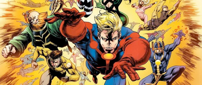 Who Are The Eternals