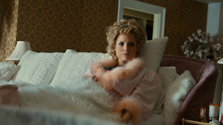 The Eyes Of Tammy Faye Review: Jessica Chastain Shines In An Otherwise Muddled Movie [TIFF 2021]