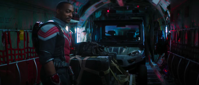 The Falcon and the Winter Soldier trailer breakdown