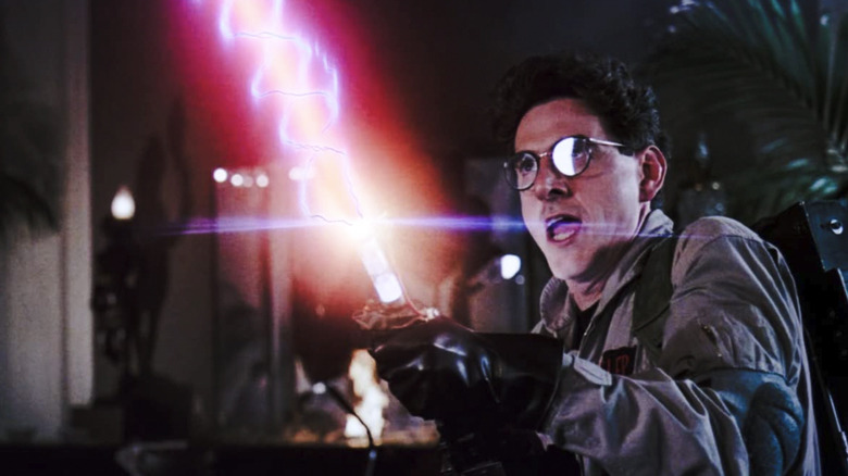 The Famous Ghostbusters Moment That Was Not In The Original Script