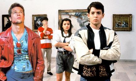 Ferris Bueller Fight Club