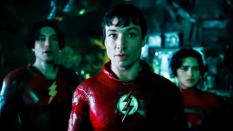 The Flash Teaser: Barry Allen Meets A Batman From Another World