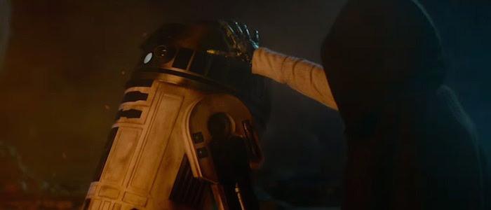 the force awakens flashback
