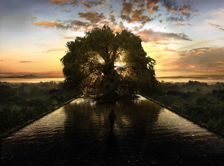 fountain-tree