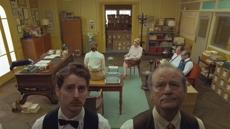 The French Dispatch Review: Wes Anderson s Stylish Love Letter Never Buries The Lead