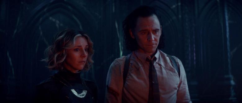The Best Scene in the Loki Finale