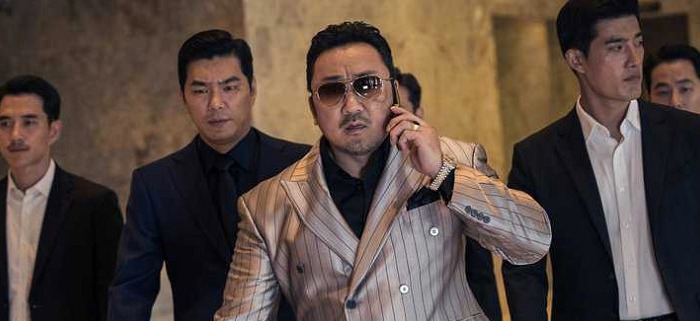 the gangster the cop the devil remake