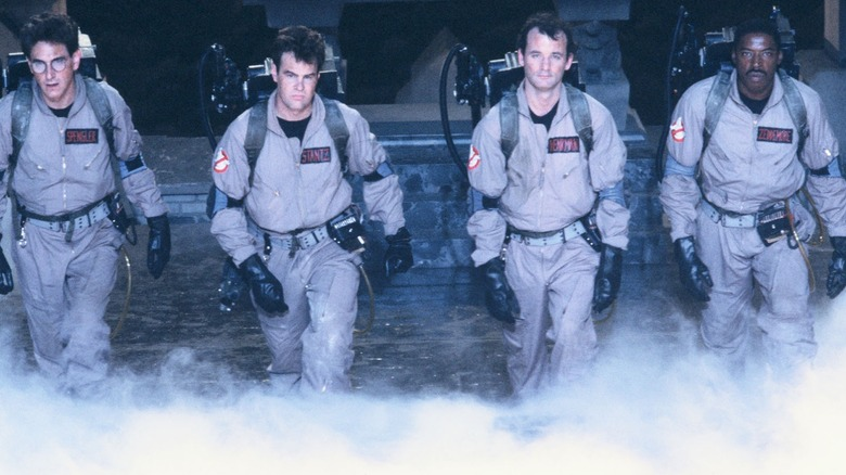 The Ghostbusters Uniforms Have Special Tubes In Case They Pee Their Pants (Seriously)