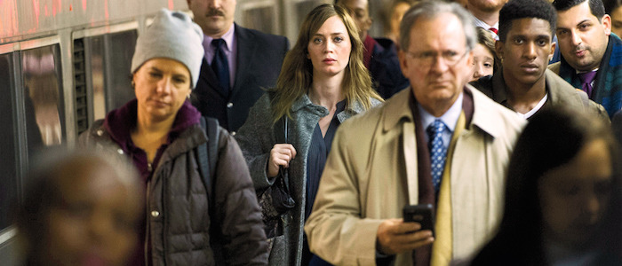 the girl on the train first look