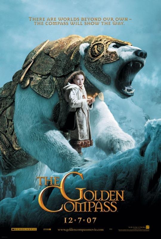 The Golden Compass Teaser Poster