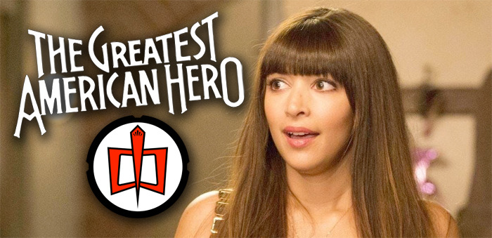 The Greatest American Hero Remake - Hannah Simone