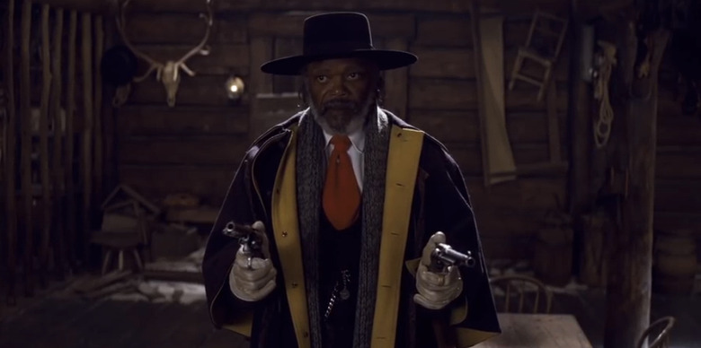 The Hateful Eight Clips