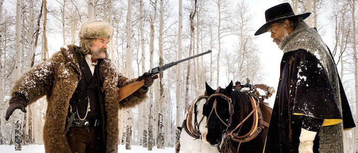 The Hateful Eight Movie References