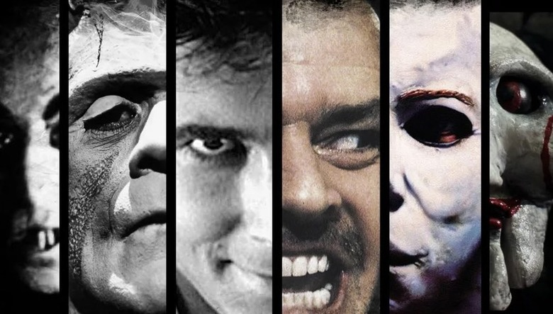 the history of horror movies video