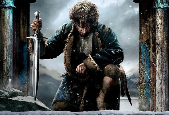 Hobbit Battle of Five Armies teaser