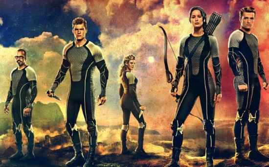 Hunger Games Catching Fire Header