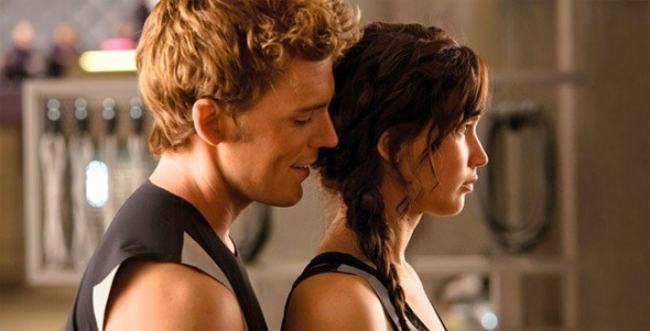 The Hunger Games Catching Fire - Katniss and Finnick header