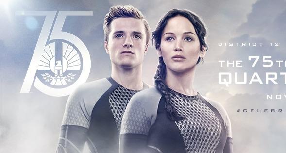Hunger Games Catching Fire District 12 - banner (header)