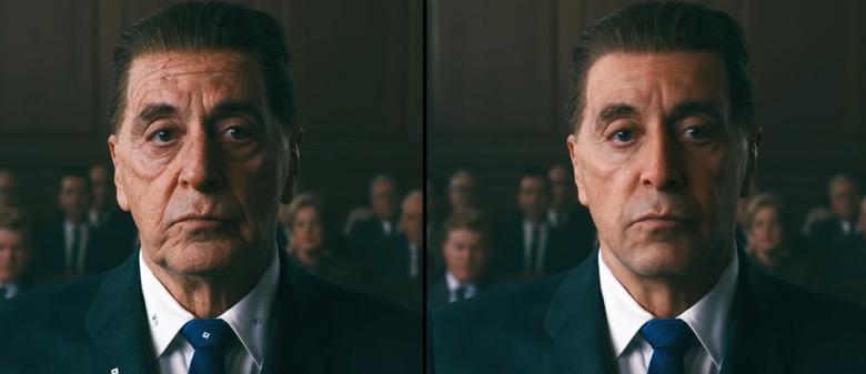 The Irishman VFX