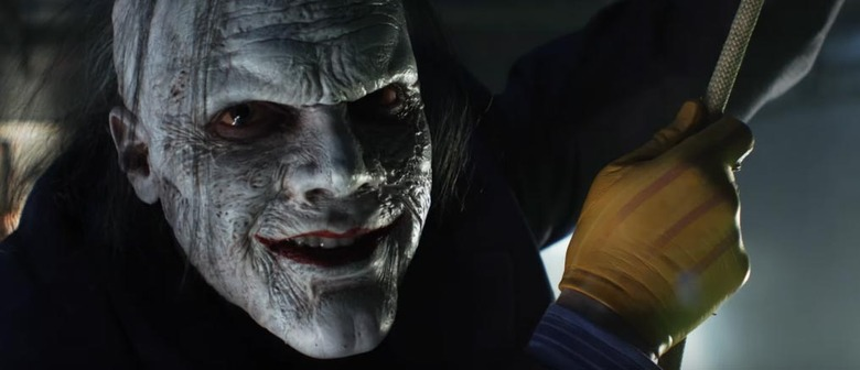 The Joker on Gotham