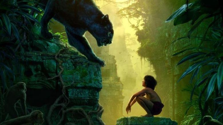 The Jungle Book questions