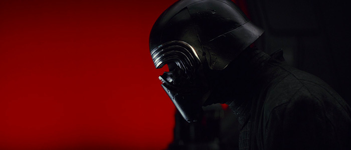 Last Jedi Kylo Ren