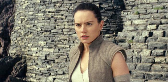 The Last Jedi Rey's Family